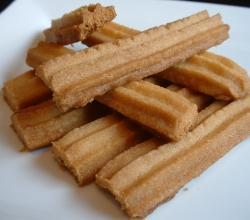 Viennese Finger Biscuits