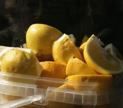 Aperitivos Lemon