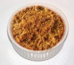 Apple And Banana Crumble
