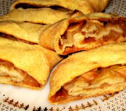 Apple And Cranberry Pie In Phyllo