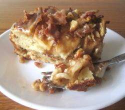 Apple-Raisin Coffee Cake