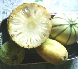 Assorted Indian Fruits