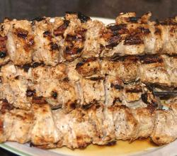 Awadhi Seekh Kebab