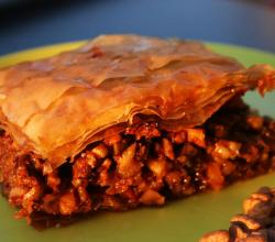Baklava and Walnuts