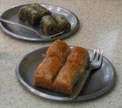 Baklava in Saray