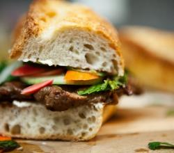 Banh Mi Sandwiches of Vietnam