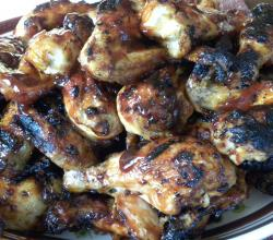 Barbecued Chicken Paprika