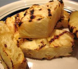 Barbecued Pineapple
