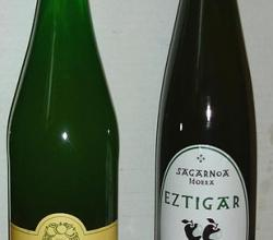 Basque Cider