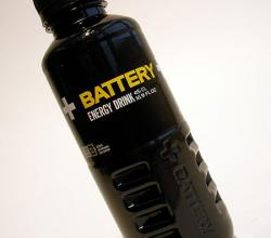 Battery Energy Drink