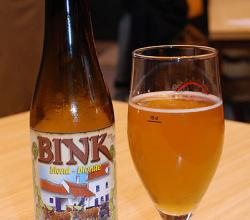 Bink blond beer