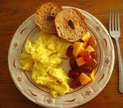Eggs & Fruits