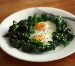 Eggs Plus Kale