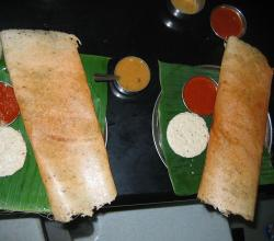 Breakfast Dosa