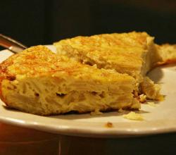 Breakfast Spanish Tortilla