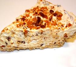 Butterfinger Candy Bar Pie