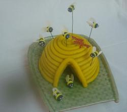 Buzzy Bee B'Day Cake