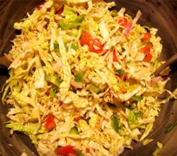 Cabbage and Pepper Relish