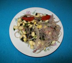 Ceviche de Chocho