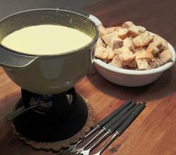 Super Cheese fondue