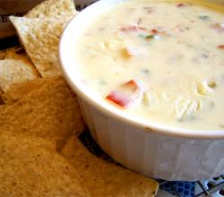 Cheese Vegetable Dip