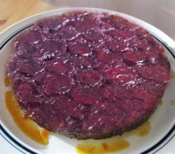 Cherry Upside Down Cake