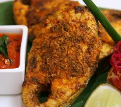 Chettinad Fish