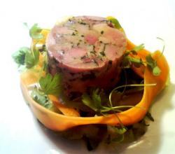 Chicken And Ham Terrine