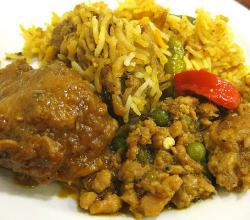Chicken Biryani, Karahi Chicken