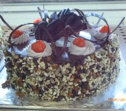 Choco Nut Cake