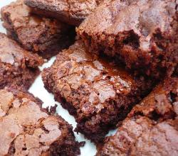 Chocolate Beetroot Brownies
