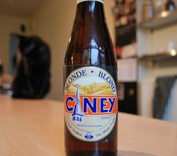Ciney blonde beer