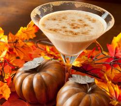 4. Easy Pumpkin Pie Martini