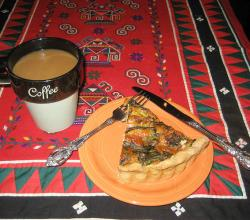 Coffea Quiche