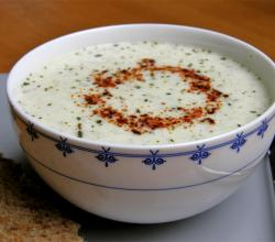 Yogurt Soup