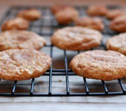 2. Snickerdoodle Cookies