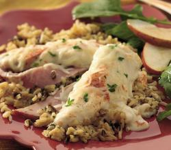 Cordon Bleu Rice