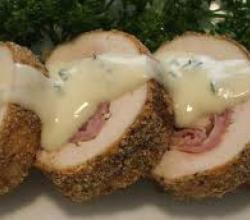 Party Chicken Cordon Bleu