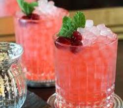 Virgin Cranberry Cocktail
