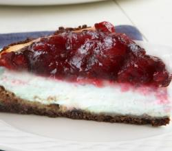 Cranberry Cream Cheese Torte