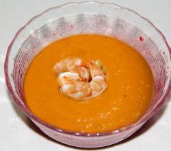 Cream Of Prawn Soup