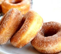 Creole Doughnuts