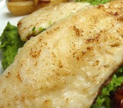 Crisp-Fried Haddock