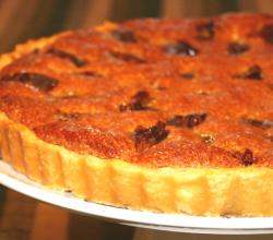 Date and Almond Tart