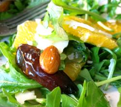 Date and Orange Salad