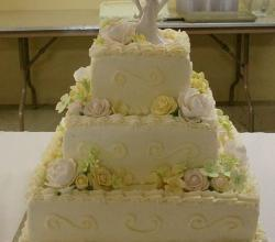 DeGraaf Wedding Cake
