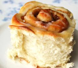 Delectable Cinnamon Rolls