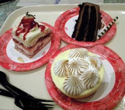 Desserts from Sunshine Seasons