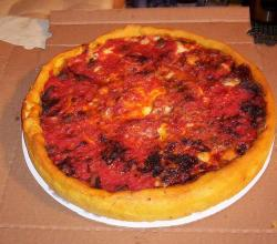 East Deep Dish Pizza