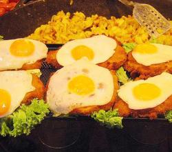 Egg schnitzel